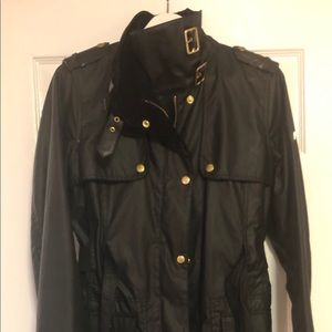 Barbour ladies waxed jacket. Like new US size 8